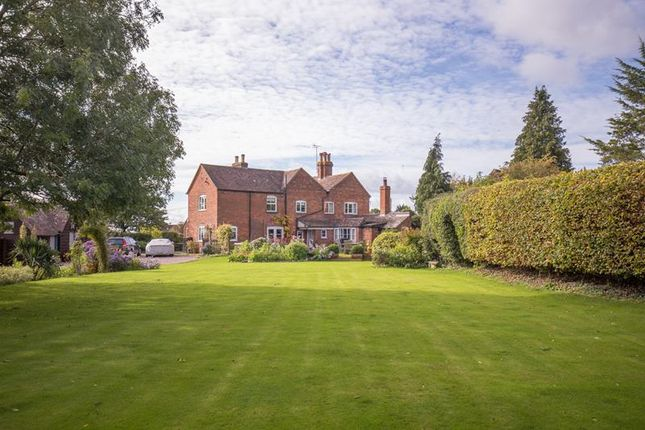 Thumbnail Detached house for sale in The Cottage, Newbridge Green, Upton Upon Severn, Worcestershire