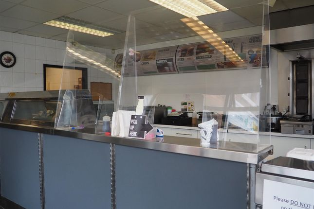 Thumbnail Leisure/hospitality for sale in Fish & Chips NG14, Burton Joyce, Nottinghamshire