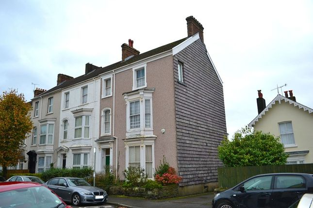 Thumbnail End terrace house for sale in Eaton Crescent, Uplands, Swansea