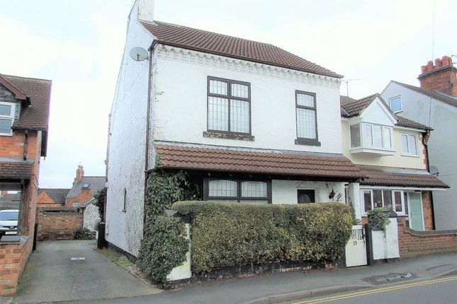 Thumbnail Detached house for sale in Sullington Road, Shepshed, Loughborough