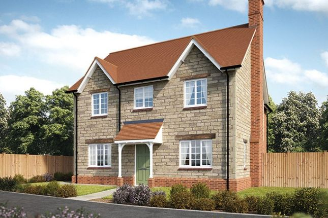 Thumbnail Detached house for sale in The Claydon, Off Rousham Road, Tackley, Oxfordshire