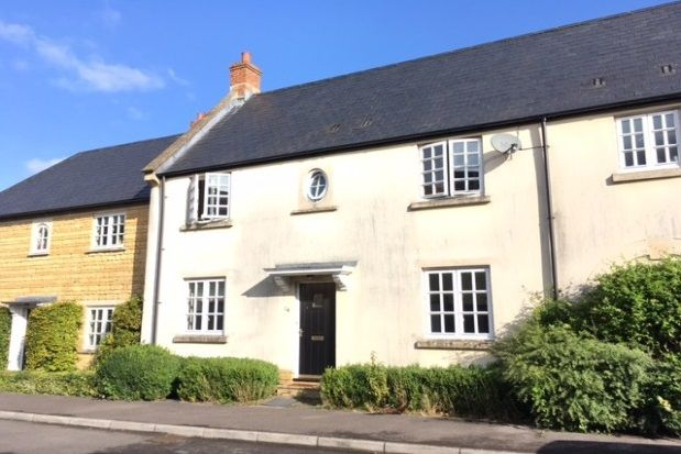 Thumbnail Town house to rent in Walnut Grove, Shepton Mallet