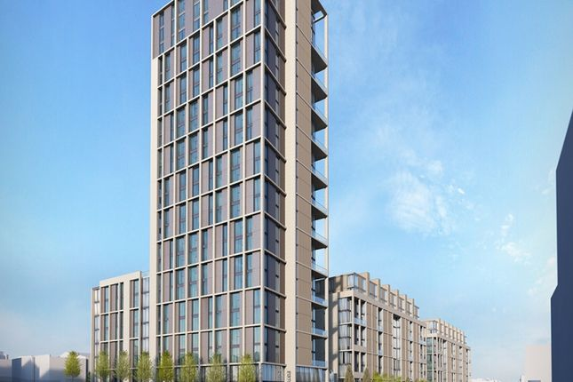 Thumbnail Flat for sale in Lunar Rise, Clyde Street, Birmingham