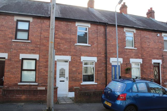 Thumbnail Terraced house for sale in Hyndford Street, Bloomfiled, Belfast