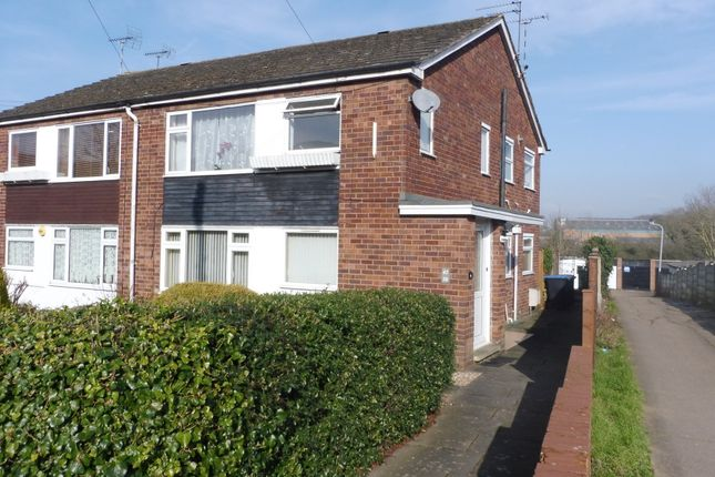 Thumbnail Maisonette for sale in Freemantle Road, Rugby
