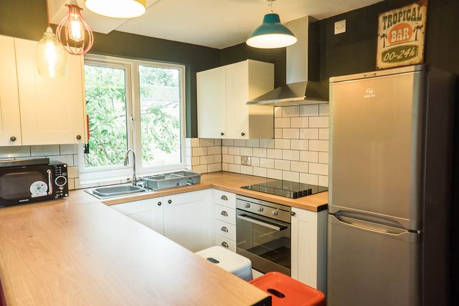 Thumbnail Semi-detached house to rent in The Park, Norfolk Park Road, Sheffield