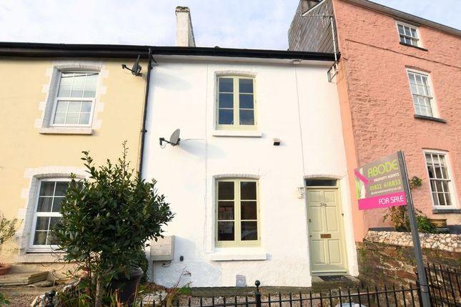 Thumbnail End terrace house for sale in Bannawell Street, Tavistock
