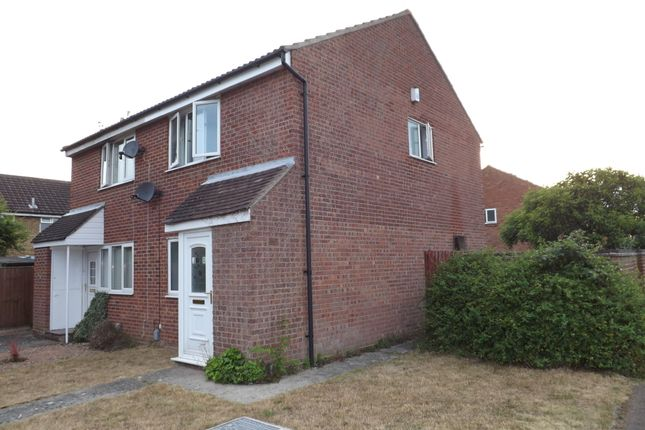 Thumbnail End terrace house to rent in 58 Amderley Drive, Norwich