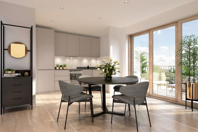 Thumbnail Flat for sale in Upper Clapton Road, London, Greater London