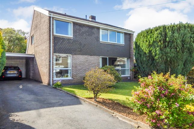 Thumbnail Detached house for sale in Green Close, Mayals, Swansea