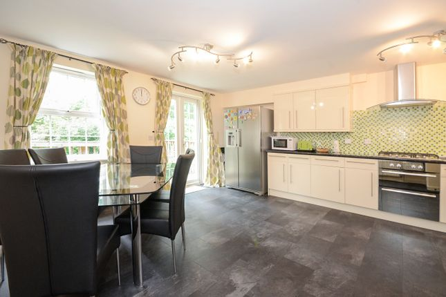 Thumbnail Town house for sale in Waterside Gardens, York