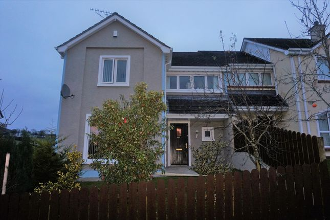 Thumbnail Semi-detached house for sale in Bushfield Mills Park Village, Claudy