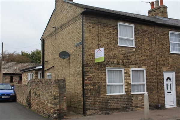 Thumbnail Semi-detached house to rent in Needingworth Road, St. Ives, Huntingdon