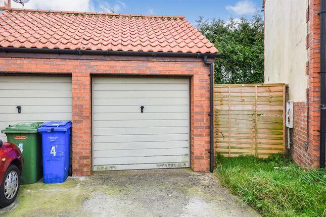 Garage of Veterinary Close, Hunmanby, Filey YO14