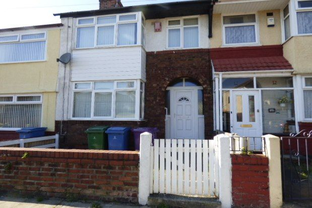 Thumbnail Property to rent in Morval Crescent, Liverpool