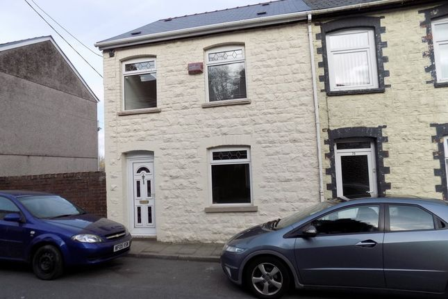 Thumbnail Terraced house to rent in Drysiog Street, Ebbw Vale
