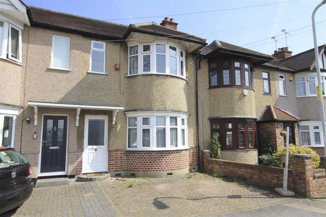 Thumbnail Terraced house to rent in Ashburton Road, Ruislip