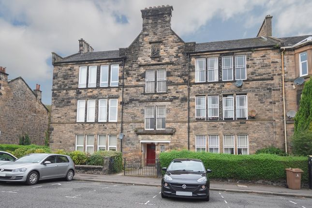 Thumbnail Flat for sale in Wallace Street, Stirling