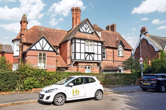 Thumbnail Property for sale in Denmark Road, St. Leonards, Exeter