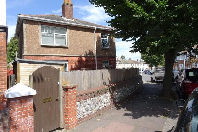 Thumbnail Flat for sale in Kingsland Road, Broadwater, Worthing