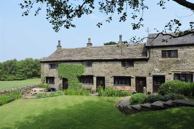Thumbnail Cottage to rent in Hawkshaw Lane, Hawkshaw, Lancashire