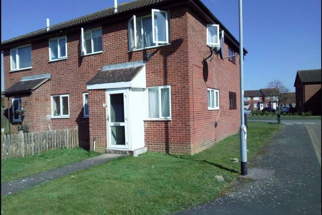 Thumbnail Semi-detached house for sale in Abbot Close, Wymondham