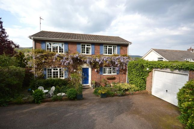 Thumbnail Detached house for sale in Bennetts Hill, Sidmouth, Devon