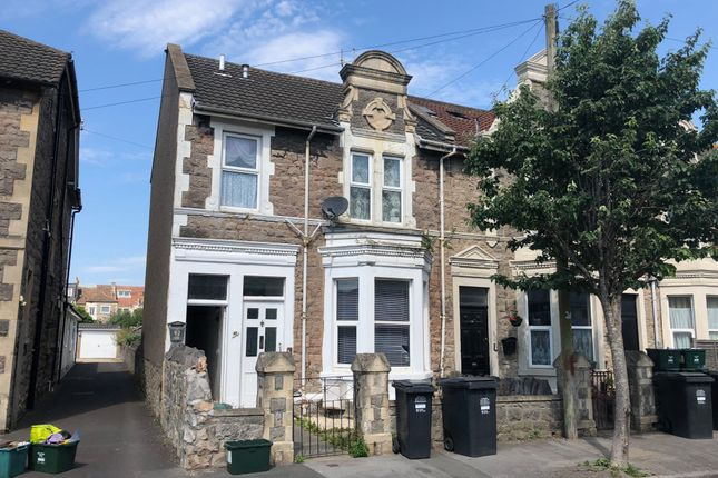 Thumbnail Flat to rent in Whitecross Road, Weston-Super-Mare