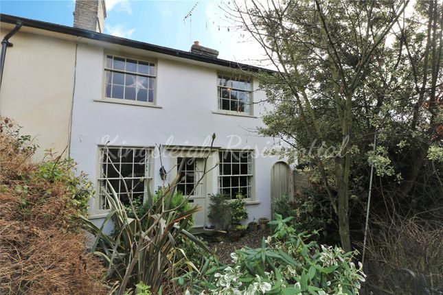 Thumbnail Semi-detached house for sale in Ivy Cottage, The Street, East Bergholt, Colchester