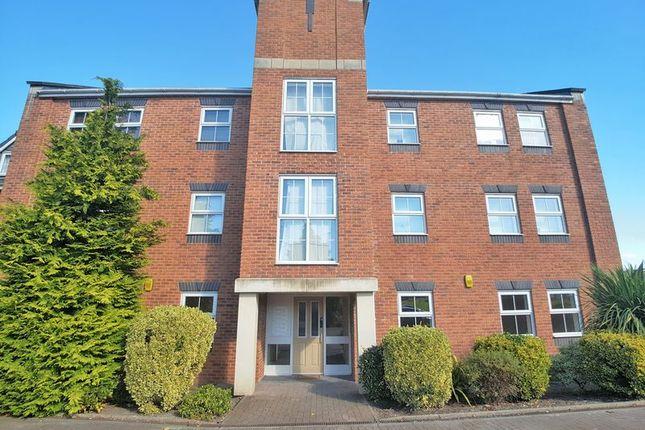 Thumbnail Flat for sale in Mill Lane, Burscough, Ormskirk