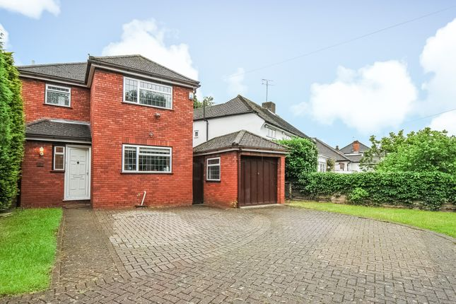 Thumbnail 3 bed detached house for sale in West End Lane, Pinner, Middlesex