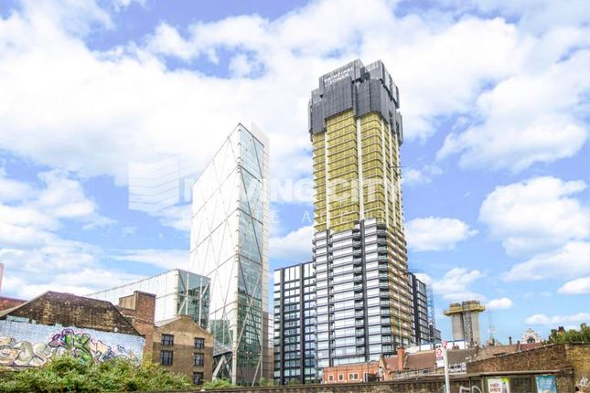 Thumbnail Flat for sale in Principal Tower, Shoreditch High Street