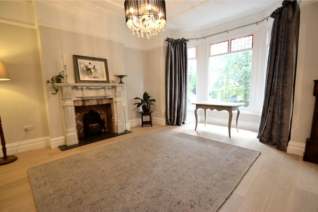 Reception Room 1 of The Crescent, Davenport, Stockport SK3