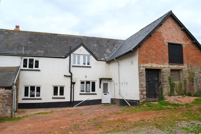 Thumbnail Semi-detached house to rent in Burlescombe, Tiverton, Devon