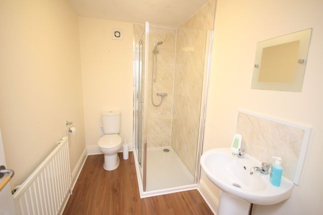 Shower Room of Woodland Terrace, Greenbank, Plymouth PL4