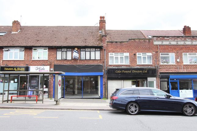 Thumbnail Retail premises for sale in Shop At Glengall Road, Edgware