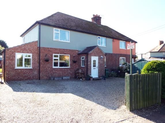 Thumbnail Semi-detached house for sale in Burnham Market, King's Lynn, Norfolk