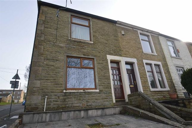 Thumbnail End terrace house to rent in Fairfield Street, Oswaldtwistle, Accrington