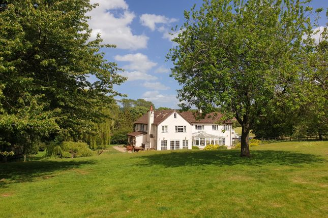 Thumbnail Detached house for sale in Long Lane, Shaw, Newbury, Berkshire