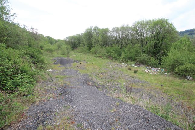 Thumbnail Land for sale in Duffryn Road, Aberdare