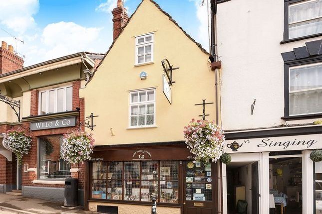 Commercial property for sale in Mark Hazel's Gunroom, 49 Long Street, Wotton-Under-Edge