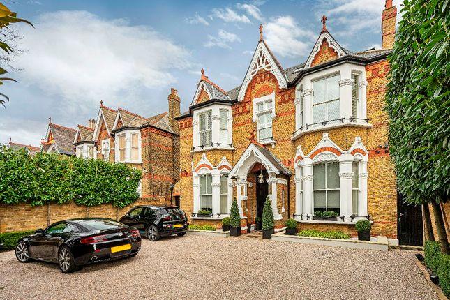Thumbnail Detached house for sale in Castelnau, Barnes, London