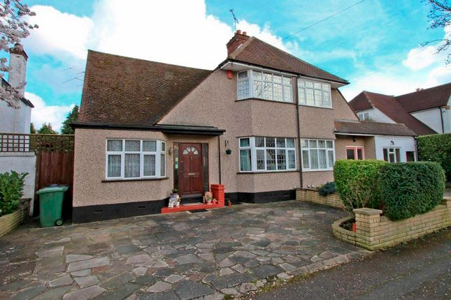 Thumbnail Semi-detached house for sale in West Avenue, Pinner