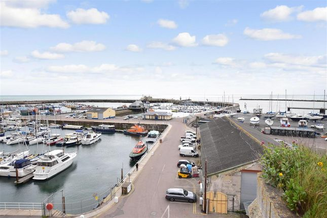 Views To Front of Nelson Crescent, Ramsgate, Kent CT11