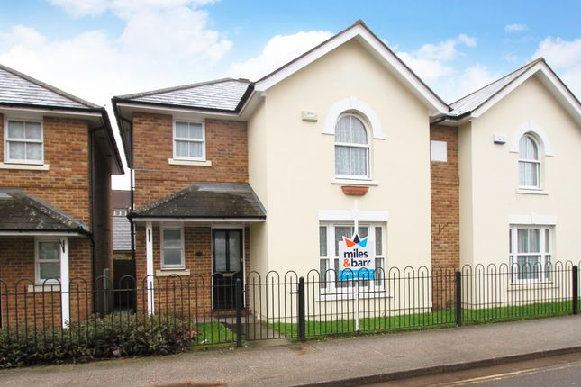 Thumbnail Detached house for sale in Station Road West, Canterbury