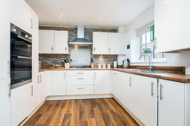 Thumbnail Town house for sale in Thornfield Road, Bristol