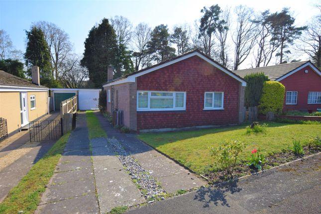 Thumbnail Detached bungalow for sale in Lockwood Close, Farnborough