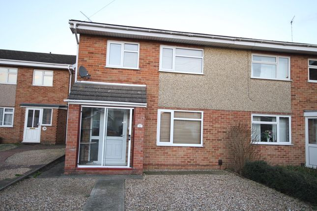 Thumbnail Semi-detached house to rent in Hathaway Road, Swindon