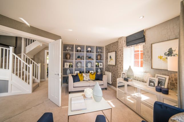 Thumbnail Terraced house for sale in Simmons Way, Lane End