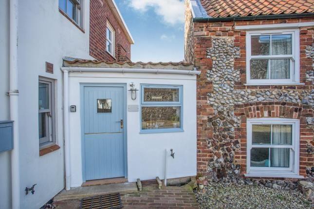 Thumbnail Cottage for sale in Brancaster Staithe, King's Lynn, Norfolk